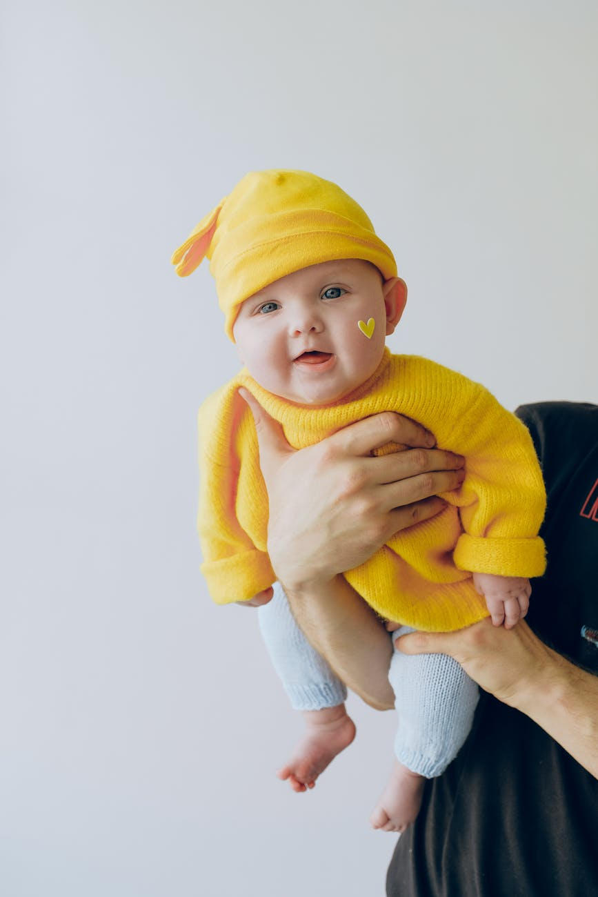 Pletení dítě