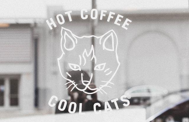 Kavárna s kočičkami