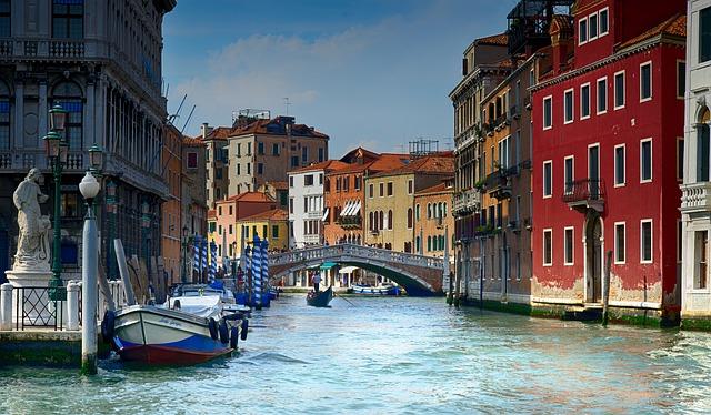 Užijte si romantiku v Benátkách