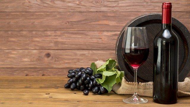 Červené víno může zdraví prospívat